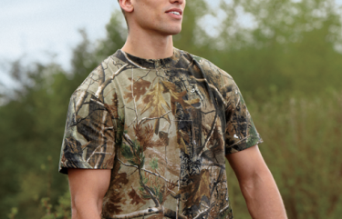 camouflage apparel