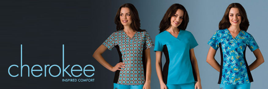 Signature Threads carries Cherokee Scrubs
