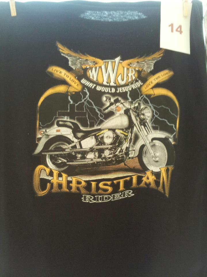 Christian Rider