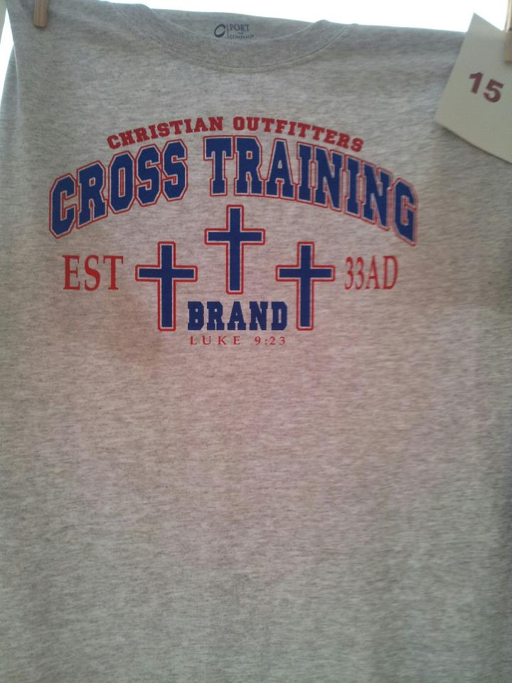 Christian Outfiters Cross Training